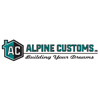 Alpine Cunstruction Logo Designed by EXPAND